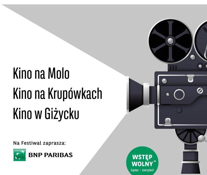 BNP Paribas Kino Letnie Sopot-Zakopane