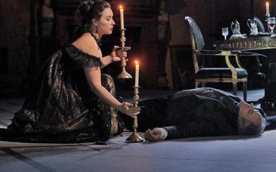 Retransmisja The METropolitan Opera: Tosca Giacomo Pucciniego